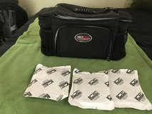 Iso meal prep bag with ice packs in Camp Pendleton, California