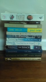Faith based book lot in Clarksville, Tennessee