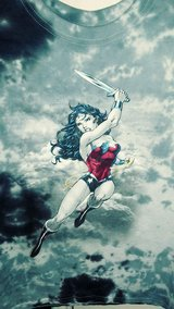 Wonder woman shirt size S in Alamogordo, New Mexico