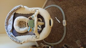 Baby swing in Yucca Valley, California