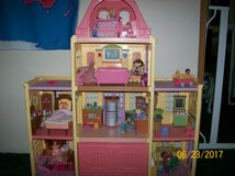 Doll House and Accessories in Fort Knox, Kentucky