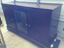 Hooker Solid Wood Entertainment/TV Console in Vacaville, California