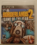 PS3 Borderlands2 Game of the Year Edition in Warner Robins, Georgia