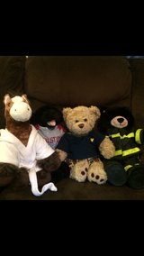 build a Bear lot in Coldspring, Texas