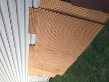 Peg board 4 large sheets in Naperville, Illinois
