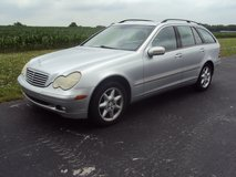2002 Mercedes C320 Wagon in Fort Campbell, Kentucky