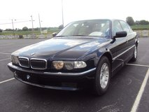 2001 BMW 740il in Fort Campbell, Kentucky