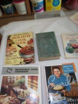 Cookbooks....Old and Newer in Perry, Georgia