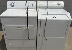 Maytag neptune washer and gas dryer in Oceanside, California
