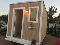 Tiny House, 8X12 Storage shed, extra bedroom, It be whatever you need it to be in 29 Palms, California