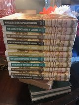"""Lot of 11 """"New Illustrated Encyclopedia Of Gardening"""" Books in Kingwood, Texas"""
