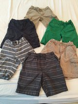 4pairs of boys size 6 shorts great condition in Leesville, Louisiana