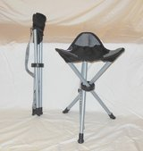 Two New Portable Travel Chairs Stools in Kingwood, Texas