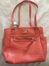 Brand new never used orange summer purse only $5 in Yucca Valley, California