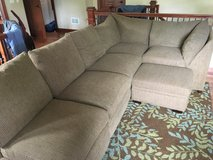 L shaped Sectional couch in Naperville, Illinois