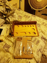 Fly tying kit with tools in Fort Campbell, Kentucky