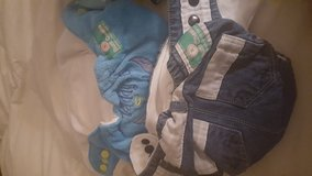 Bum Cheeks Cloth Diapers (2) in Tomball, Texas