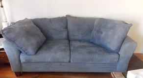 Blue Sofa - Clean and Comfy in Alamogordo, New Mexico