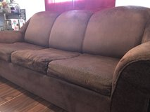 Brown couch in Alamogordo, New Mexico