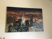 Large New York city picture. in Camp Pendleton, California