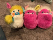 Popples and pound puppies in Batavia, Illinois