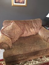 Ashley Furniture - Large Sofa and Oversized Chair from smokefree, pet free home in Fort Campbell, Kentucky