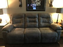 Ashley Reclining Sofa in Fort Campbell, Kentucky