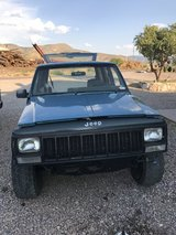Two 94 jeep xj's in Alamogordo, New Mexico