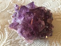 Beautiful amethyst in Yucca Valley, California