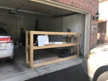 Wood shelving/storage in Naperville, Illinois