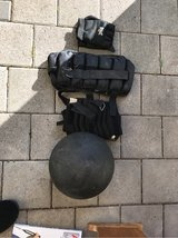 Medicine Ball/Leg and Ankle Weights in Ramstein, Germany