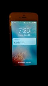 AT&T iPhone 5 in Fort Polk, Louisiana