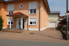Very nice detached house in Mackenbach in Ramstein, Germany