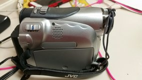 Grey And Black Jvc Camcorder in Okinawa, Japan