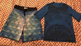 Like New Old Navy Boys Swim Wear Size8 in Okinawa, Japan