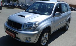 Toyota Rav4 all  wheel drive brand new inspection in Grafenwoehr, GE