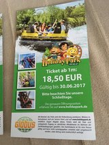 Holiday Park Ticket in Ramstein, Germany
