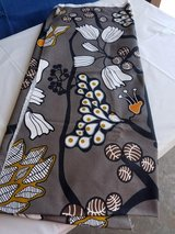NEW - IKEA of Sweden/Linda Svensson Bold Abstract Fabric in Naperville, Illinois