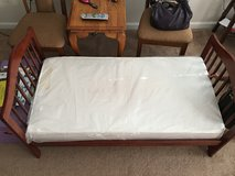 Wooden--Toddler Bed in Clarksville, Tennessee