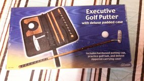 Executive Wood Golf Putter New in Ramstein, Germany