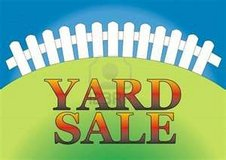 Sugar Spring Residents!!!!!  It's YARD SALE time in Camp Lejeune, North Carolina