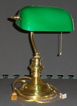 Banker's Desk Lamp in Lockport, Illinois