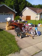 Yard Sale in Clarksville, Tennessee