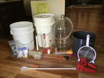 Deluxe Homebrew Kit- Two-Stage Fermentation in Naperville, Illinois