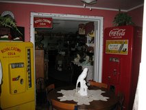 VENDO V-144 Coca~Cola machine. All Original, Complete, ELIZABETHTOWN in Fort Knox, Kentucky