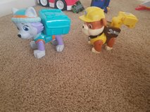 Paw Patrol Jumbo Action Pup**Everest and Rubble in Fort Polk, Louisiana