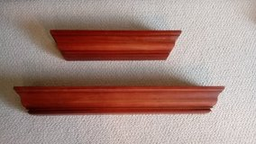 Pottery Barn Crown Moulding Shelves in Joliet, Illinois