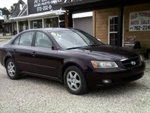 2006 MAROON HYUNDAI SONATA CHEAP!! in Rolla, Missouri