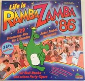Vintage Life is Ramba Zamba '86 German Record LP in Grafenwoehr, GE