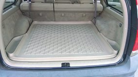2004 Volvo XC70 rear mat in Fort Drum, New York